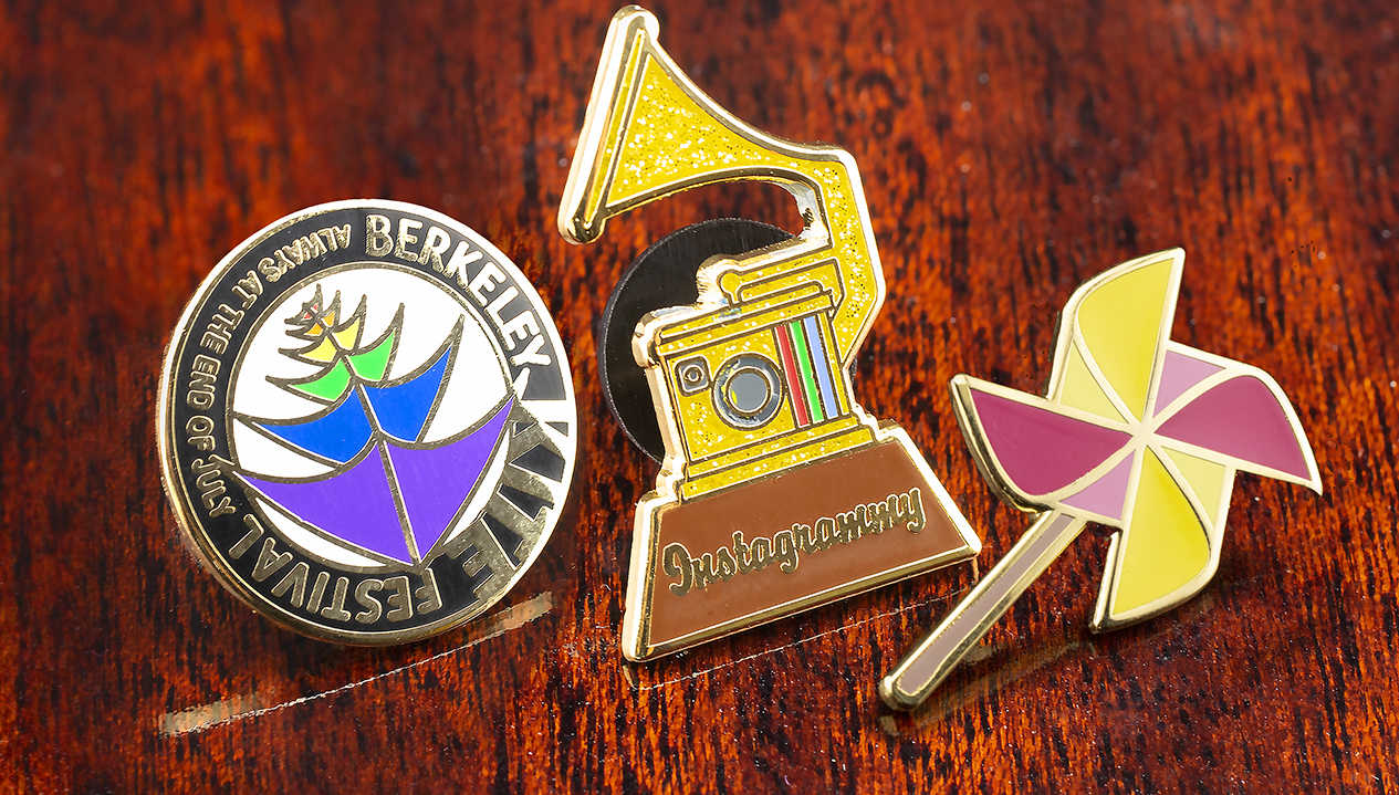 Beautiful Custom Lapel Pins